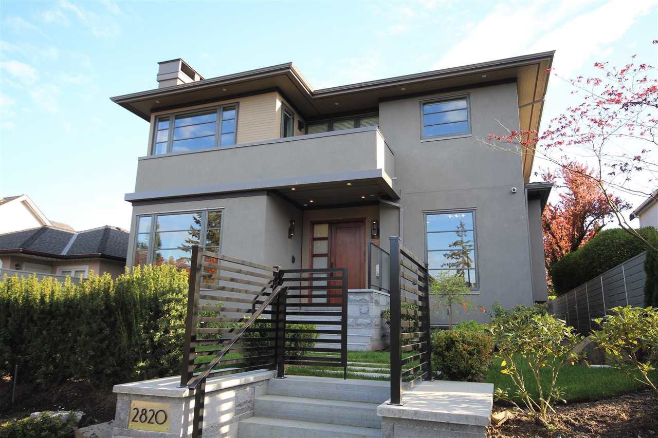 Main Photo: 2820 W 32ND Avenue in Vancouver: MacKenzie Heights House for sale (Vancouver West)  : MLS®# R2040005