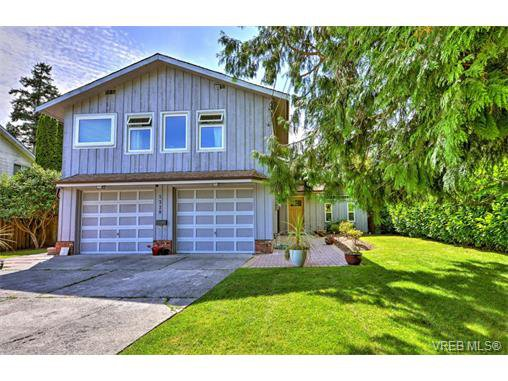 Main Photo: 5218 Cordova Bay Rd in VICTORIA: SE Cordova Bay House for sale (Saanich East)  : MLS®# 735348