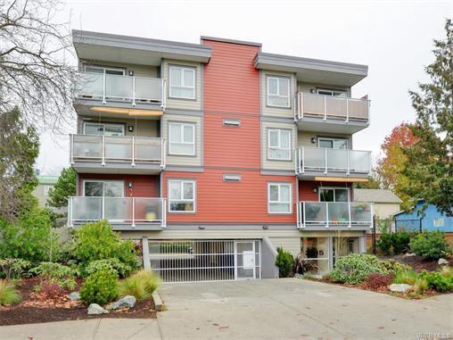 Main Photo: 203 2515 Dowler Pl in VICTORIA: Vi Downtown Condo Apartment for sale (Victoria)  : MLS®# 746732