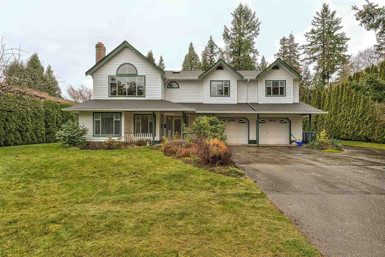Main Photo: 13330 20 Avenue in Surrey: Elgin Chantrell House for sale (South Surrey White Rock)  : MLS®# R2128768