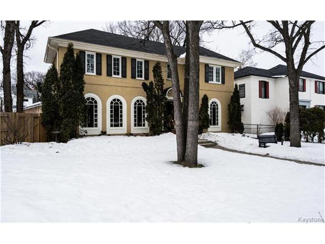 Main Photo: 183 Waverley Street in Winnipeg: River Heights North Residential for sale (1C)  : MLS®# 1703879