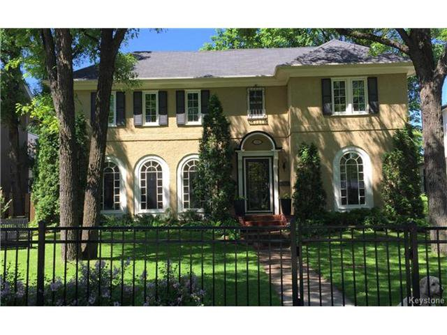 Photo 2: Photos: 183 Waverley Street in Winnipeg: River Heights North Residential for sale (1C)  : MLS®# 1703879