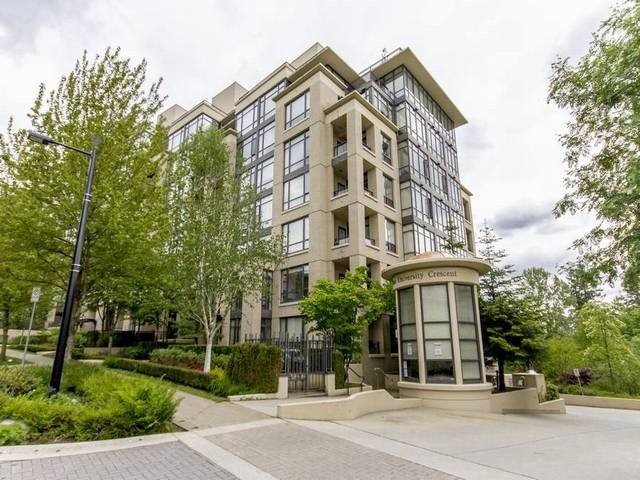 Main Photo: 201 9330 UNIVERSITY Crescent in Burnaby: Simon Fraser Univer. Condo for sale (Burnaby North)  : MLS®# R2169517