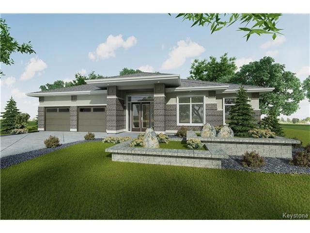 Main Photo: 347 Creekside Road in Winnipeg: Bridgwater Lakes Residential for sale (1R)  : MLS®# 1713901