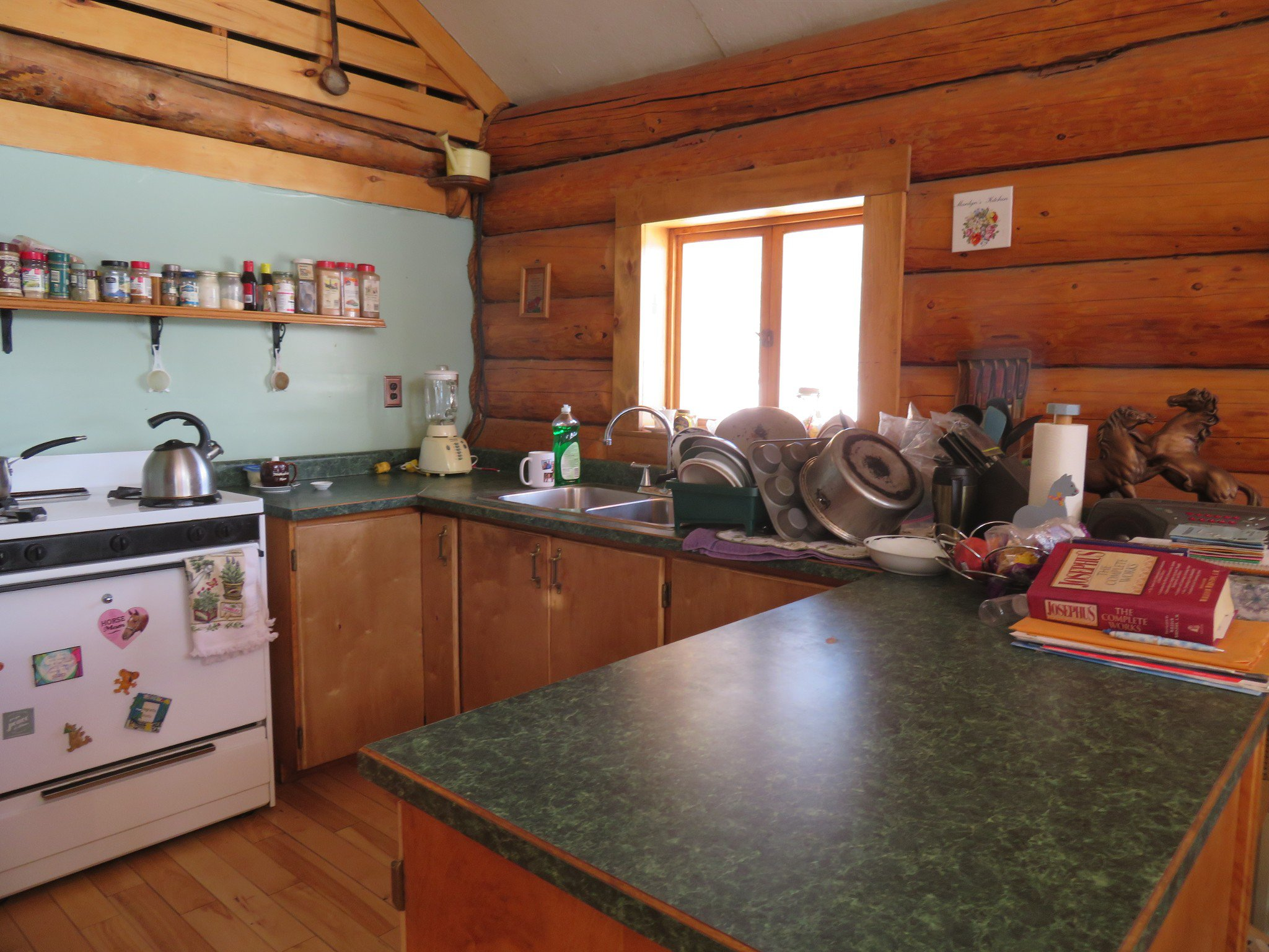 Photo 9: Photos: 26588 - 26606 SIKANNI CHIEF Road in Fort St. John: Fort St. John - Rural W 100th House for sale (Fort St. John (Zone 60))  : MLS®# R2191373