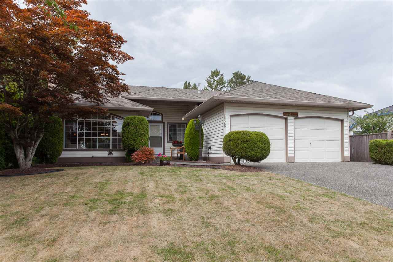 "Main Photo: 18589 62 Avenue in Surrey: Cloverdale BC House for sale in ""Eaglecrest"" (Cloverdale)  : MLS®# R2208241"