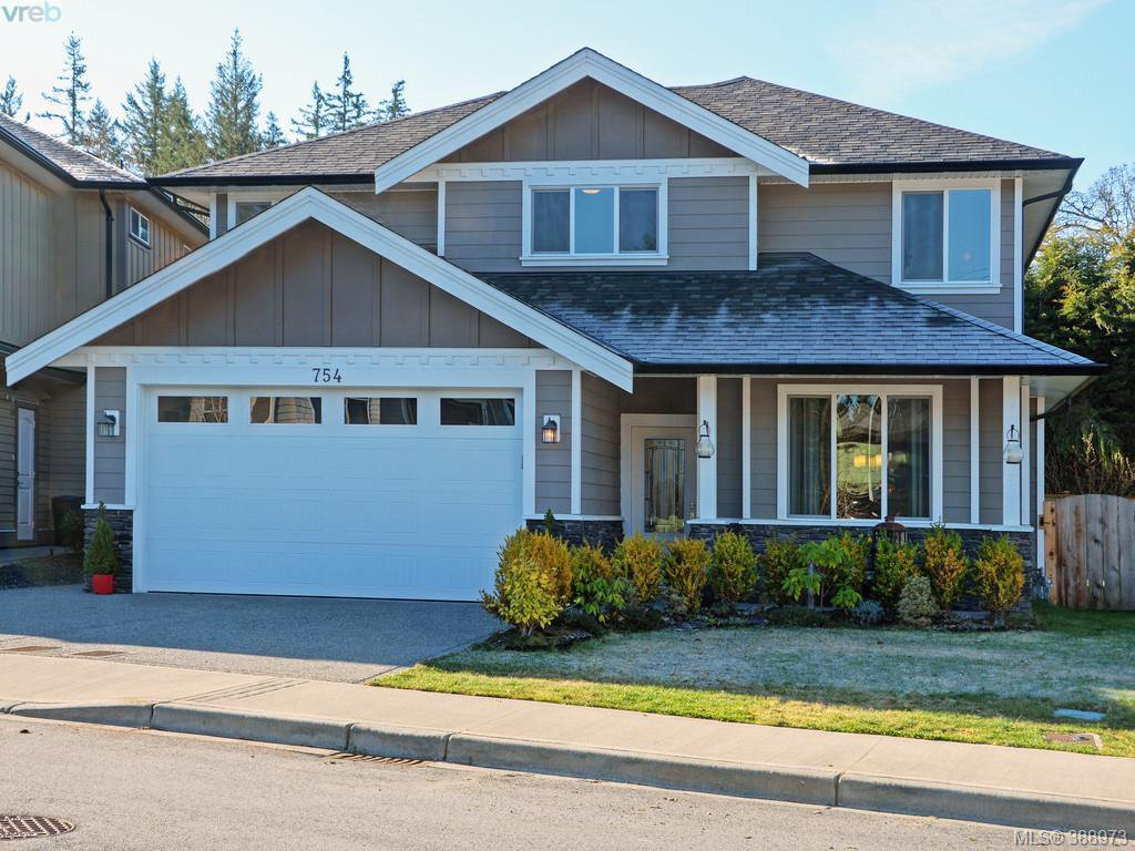 Main Photo: 754 Egret Close in VICTORIA: La Florence Lake Single Family Detached for sale (Langford)  : MLS®# 781736