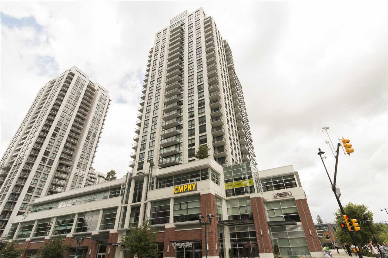 "Main Photo: 1101 3007 GLEN Drive in Coquitlam: North Coquitlam Condo for sale in ""Evergreen by Bosa"" : MLS®# R2276119"
