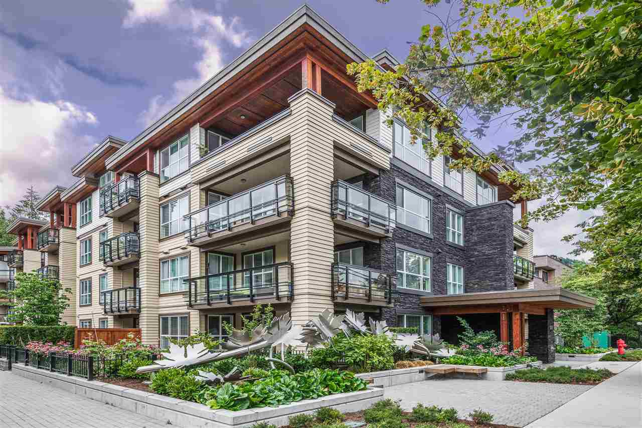 "Main Photo: 116 3205 MOUNTAIN Highway in North Vancouver: Lynn Valley Condo for sale in ""Millhouse"" : MLS®# R2295098"