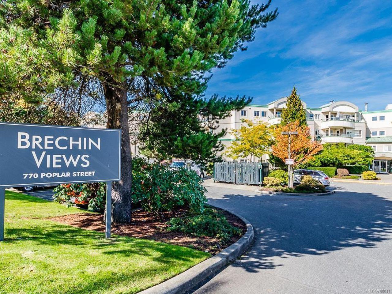 Main Photo: 209 770 Poplar St in NANAIMO: Na Brechin Hill Condo for sale (Nanaimo)  : MLS®# 798611