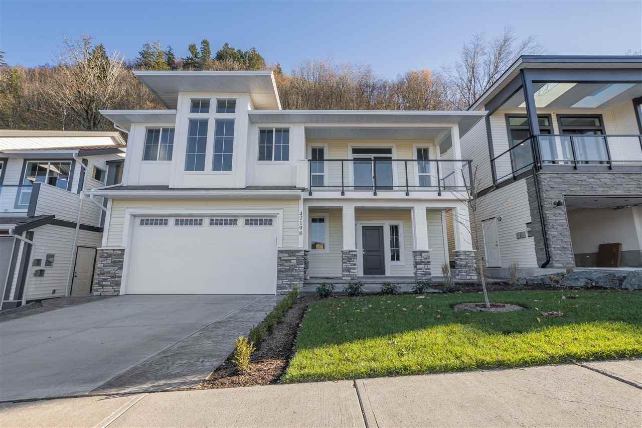 "Main Photo: 47198 SYLVAN Drive in Sardis: Promontory House for sale in ""SOLARA"" : MLS®# R2330861"