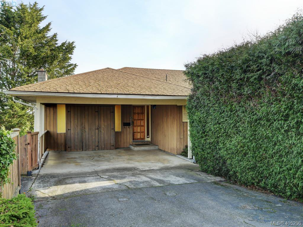 Main Photo: 3715 Doncaster Dr in VICTORIA: SE Cedar Hill House for sale (Saanich East)  : MLS®# 805156