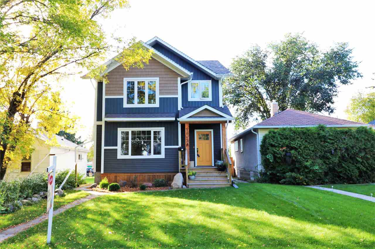 Main Photo: 10430 148 Street in Edmonton: Zone 21 House for sale : MLS®# E4148630