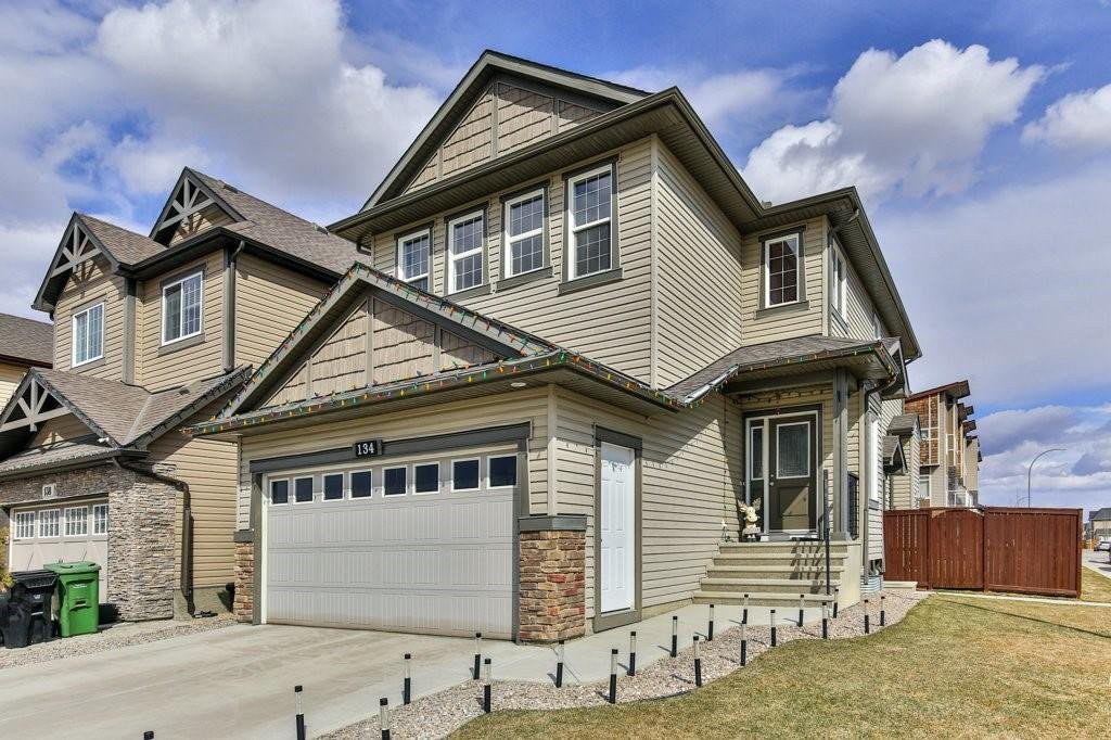 Main Photo: 134 SKYVIEW RANCH Street NE in Calgary: Skyview Ranch Detached for sale : MLS®# C4238706