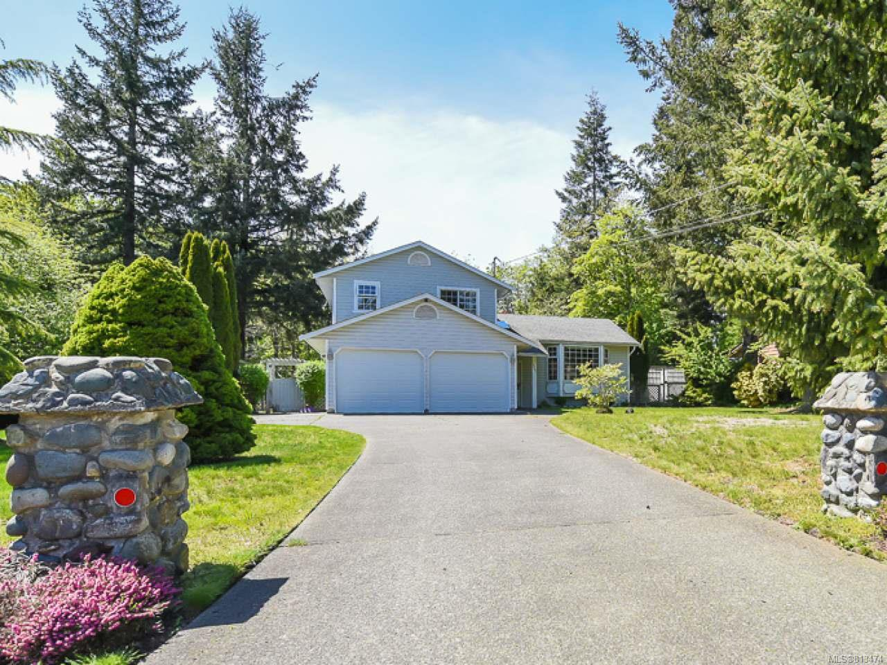 Main Photo: 4807 Alton Pl in COURTENAY: CV Courtenay East House for sale (Comox Valley)  : MLS®# 813474