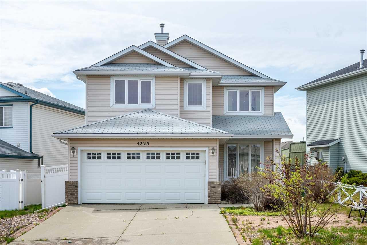 Main Photo: 4323 151 Avenue in Edmonton: Zone 02 House for sale : MLS®# E4157716