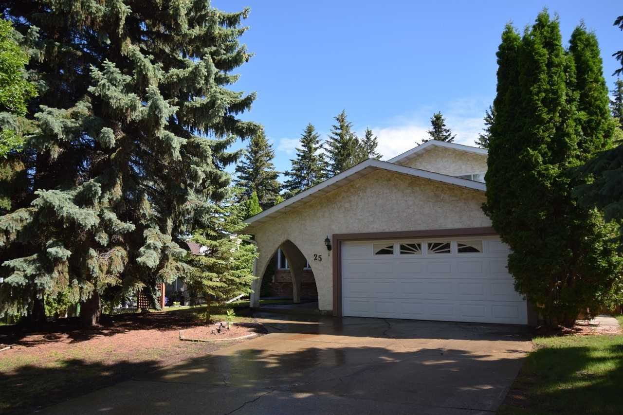 Main Photo: 25 BRADBURN Crescent: St. Albert House for sale : MLS®# E4162779