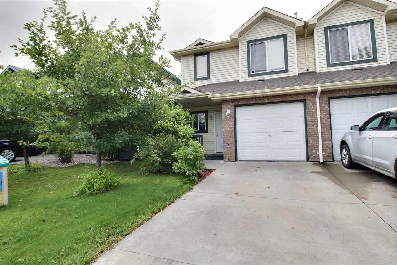 Main Photo: : Spruce Grove House Half Duplex for sale : MLS®# E4168915
