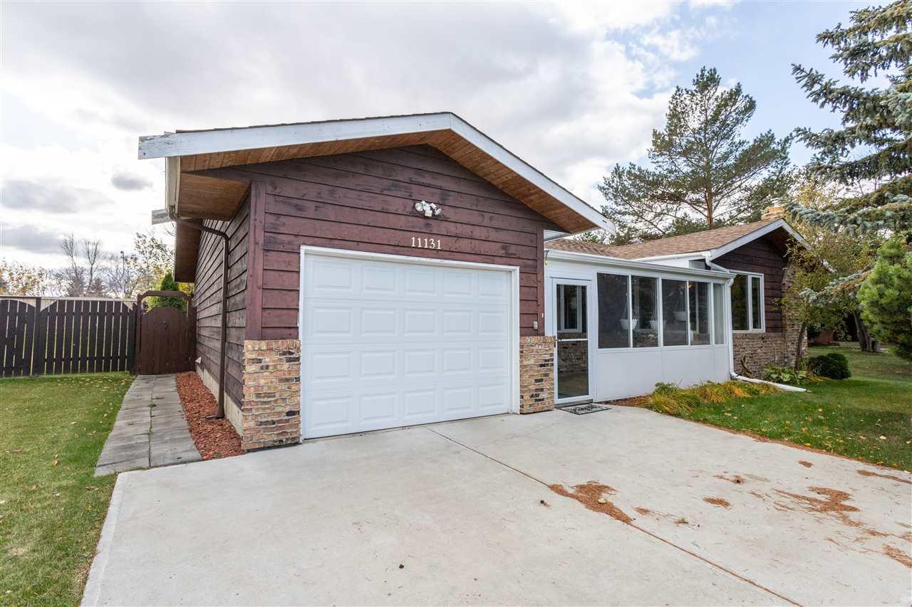 Main Photo: 11131 23A Avenue in Edmonton: Zone 16 House for sale : MLS®# E4176903