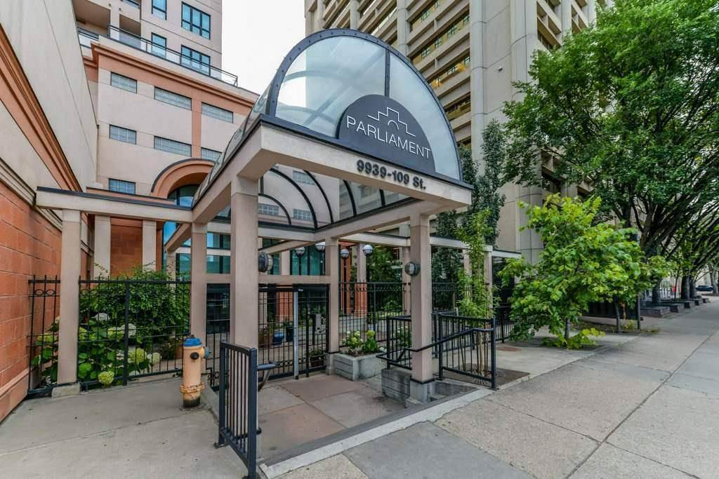 Main Photo: 1203 9939 109 Street in Edmonton: Zone 12 Condo for sale : MLS®# E4180152