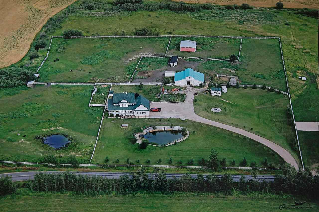 Main Photo: 53053 RGE RD 225: Rural Strathcona County House for sale : MLS®# E4183745