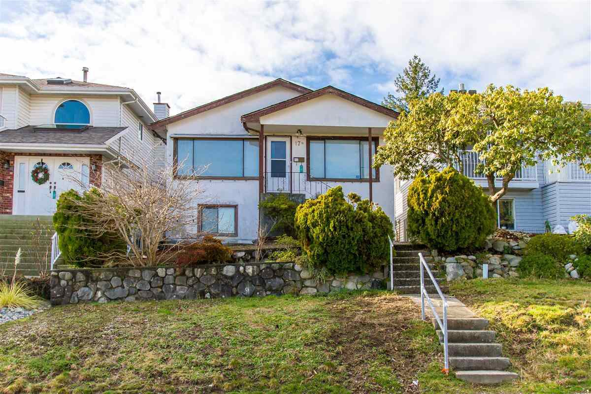 "Main Photo: 17 N ELLESMERE Avenue in Burnaby: Capitol Hill BN House for sale in ""Capitol Hill"" (Burnaby North)  : MLS®# R2434347"