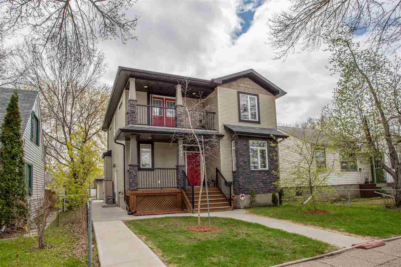 Main Photo: 9845 73 Avenue in Edmonton: Zone 17 House for sale : MLS®# E4187144