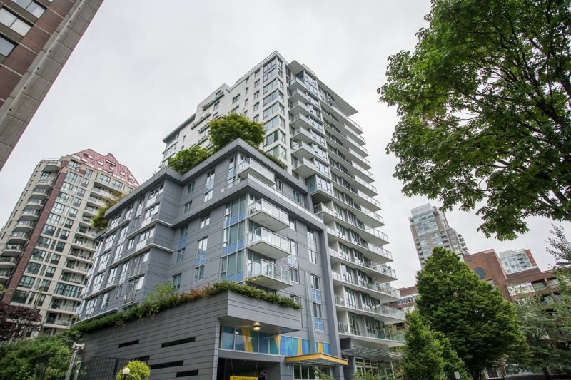 """Main Photo: 505 1009 HARWOOD Street in Vancouver: West End VW Condo for sale in """"Modern"""" (Vancouver West)  : MLS®# R2447430"""