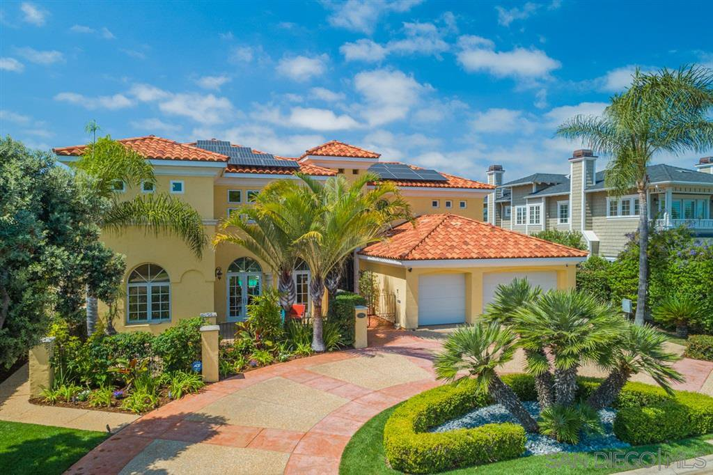 Main Photo: CORONADO VILLAGE House for sale : 5 bedrooms : 720 Country Club Lane in Coronado