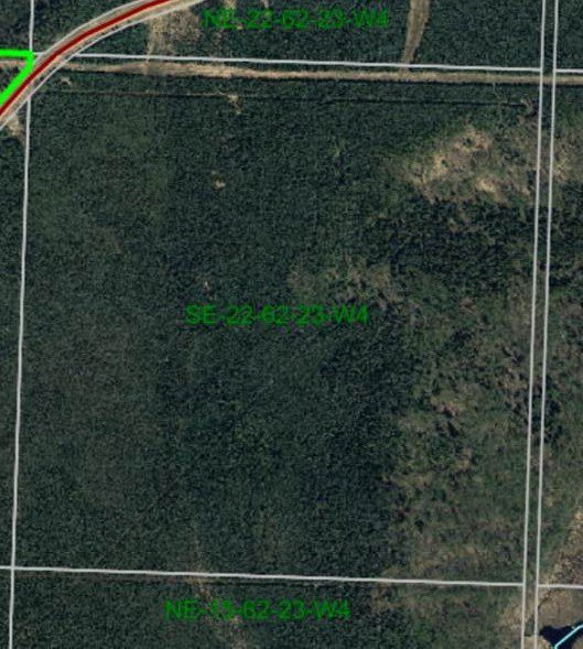 Main Photo: TWP 623A RR 231: Rural Athabasca County Rural Land/Vacant Lot for sale : MLS®# E4216016