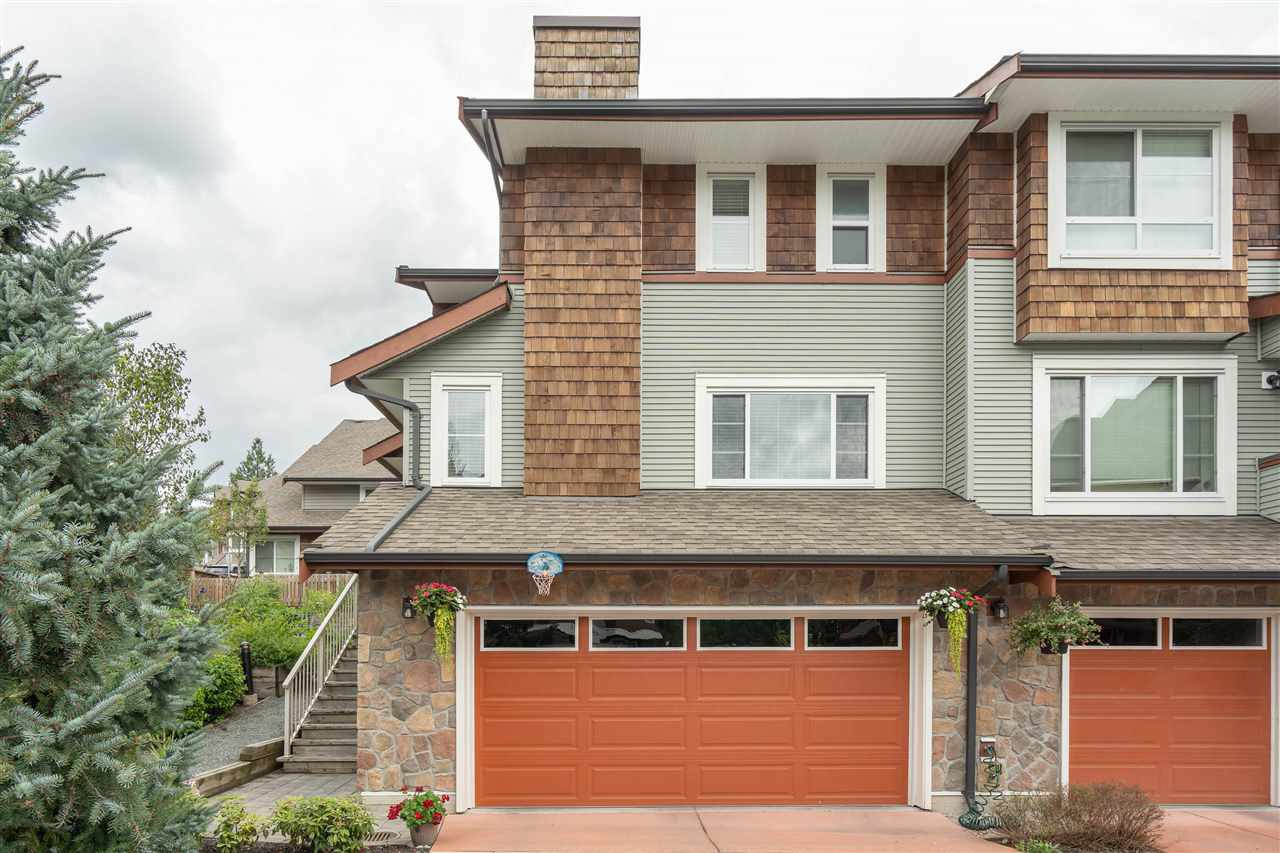 "Main Photo: 50 23651 132 Avenue in Maple Ridge: Silver Valley Townhouse for sale in ""Myron's Muse"" : MLS®# R2513572"
