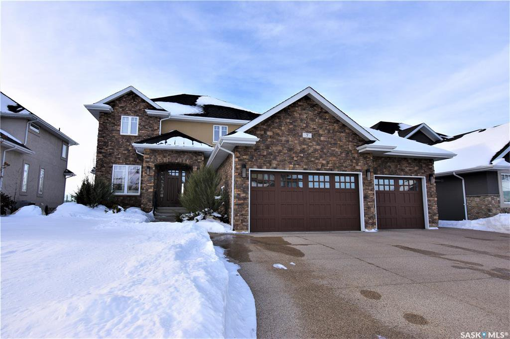 Main Photo: 7 602 Cartwright Street in Saskatoon: The Willows Residential for sale : MLS®# SK838821