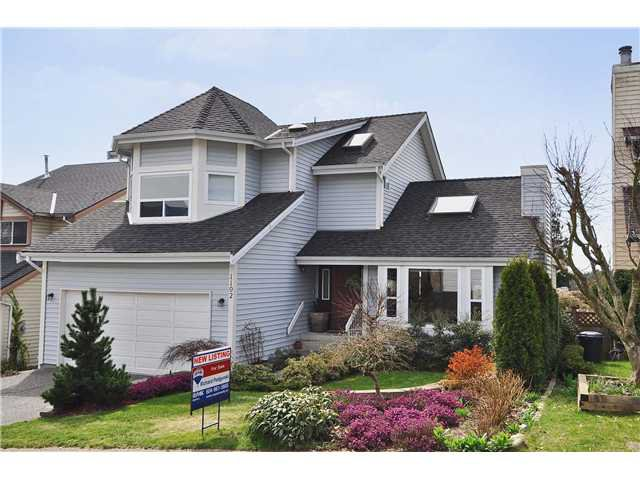 Main Photo: 1192 DURANT Drive in Coquitlam: Scott Creek House for sale : MLS®# V881282