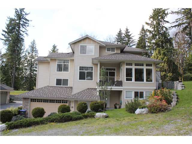 Main Photo: 8 MOSSOM CREEK Drive in Port Moody: North Shore Pt Moody House 1/2 Duplex for sale : MLS®# V882880