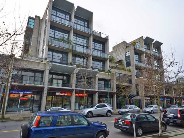 Main Photo: 517 428 W 8TH Avenue in Vancouver: Mount Pleasant VW Condo for sale (Vancouver West)  : MLS®# V990915