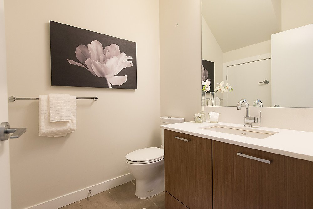 """Photo 14: Photos: 250 E 7TH Avenue in Vancouver: Mount Pleasant VE Townhouse for sale in """"SOCIAL"""" (Vancouver East)  : MLS®# V1053656"""