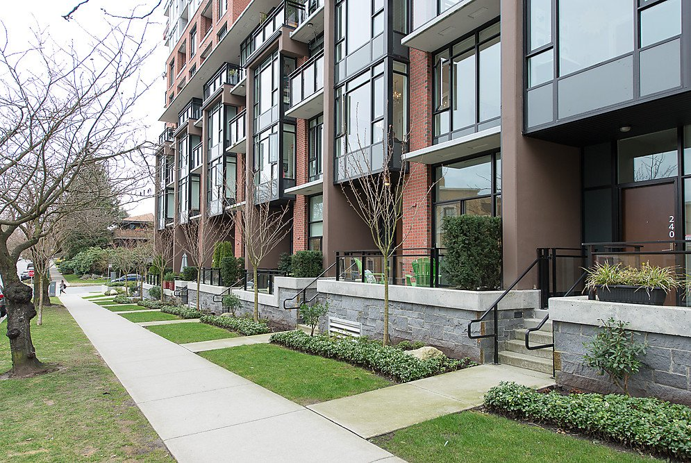 """Photo 26: Photos: 250 E 7TH Avenue in Vancouver: Mount Pleasant VE Townhouse for sale in """"SOCIAL"""" (Vancouver East)  : MLS®# V1053656"""