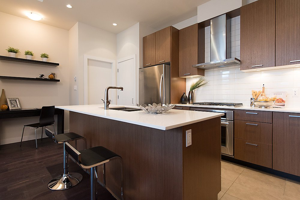 """Photo 10: Photos: 250 E 7TH Avenue in Vancouver: Mount Pleasant VE Townhouse for sale in """"SOCIAL"""" (Vancouver East)  : MLS®# V1053656"""