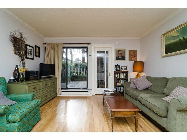 """Main Photo: 110 1545 E 2ND Avenue in Vancouver: Grandview VE Condo for sale in """"TALISHAN WOODS"""" (Vancouver East)  : MLS®# V1072622"""