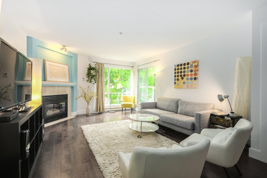Photo 4: Photos: # 206 789 W 16TH AV in Vancouver: Fairview VW Condo for sale (Vancouver West)  : MLS®# V1065513