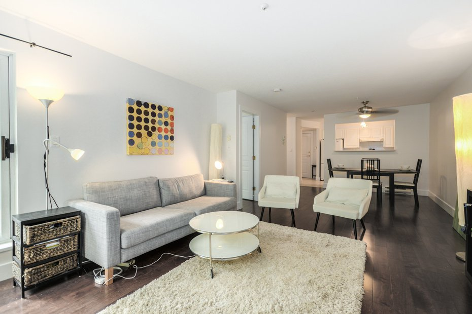 Photo 5: Photos: # 206 789 W 16TH AV in Vancouver: Fairview VW Condo for sale (Vancouver West)  : MLS®# V1065513