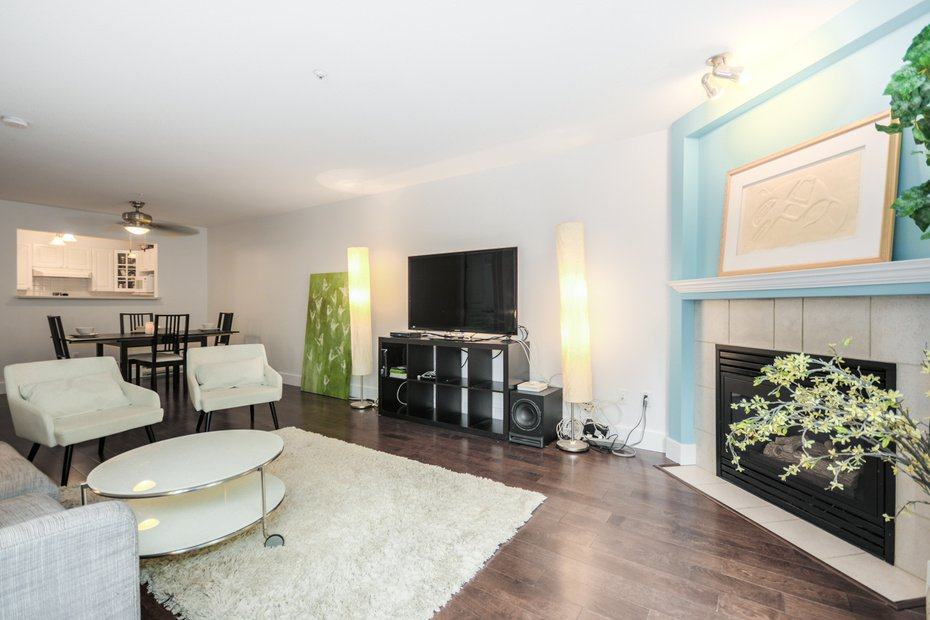 Photo 6: Photos: # 206 789 W 16TH AV in Vancouver: Fairview VW Condo for sale (Vancouver West)  : MLS®# V1065513