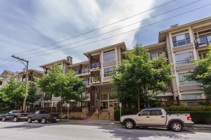 "Main Photo: 318 2484 WILSON Avenue in Port Coquitlam: Central Pt Coquitlam Condo for sale in ""VERDE"" : MLS®# V1129245"