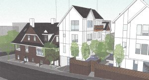 "Main Photo: 1080 NICOLA Street in Vancouver: West End VW Townhouse for sale in ""Nicola Mews"" (Vancouver West)"
