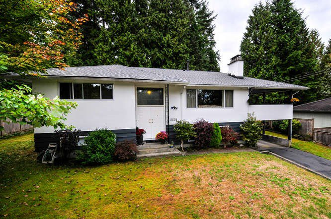 Main Photo: 1028 MORAY Street in Coquitlam: Chineside House for sale : MLS®# R2002152