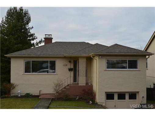 Main Photo: 3114 Donald Street in VICTORIA: SW Tillicum Single Family Detached for sale (Saanich West)  : MLS®# 358907
