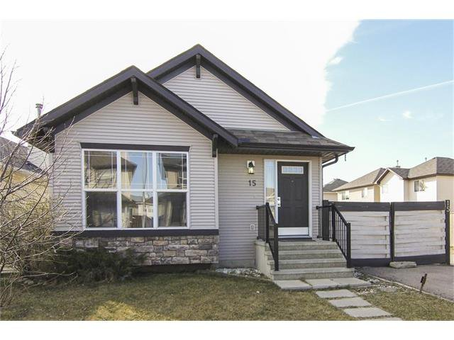 Main Photo: 15 CRAMOND Circle SE in Calgary: Cranston House for sale : MLS®# C4052399