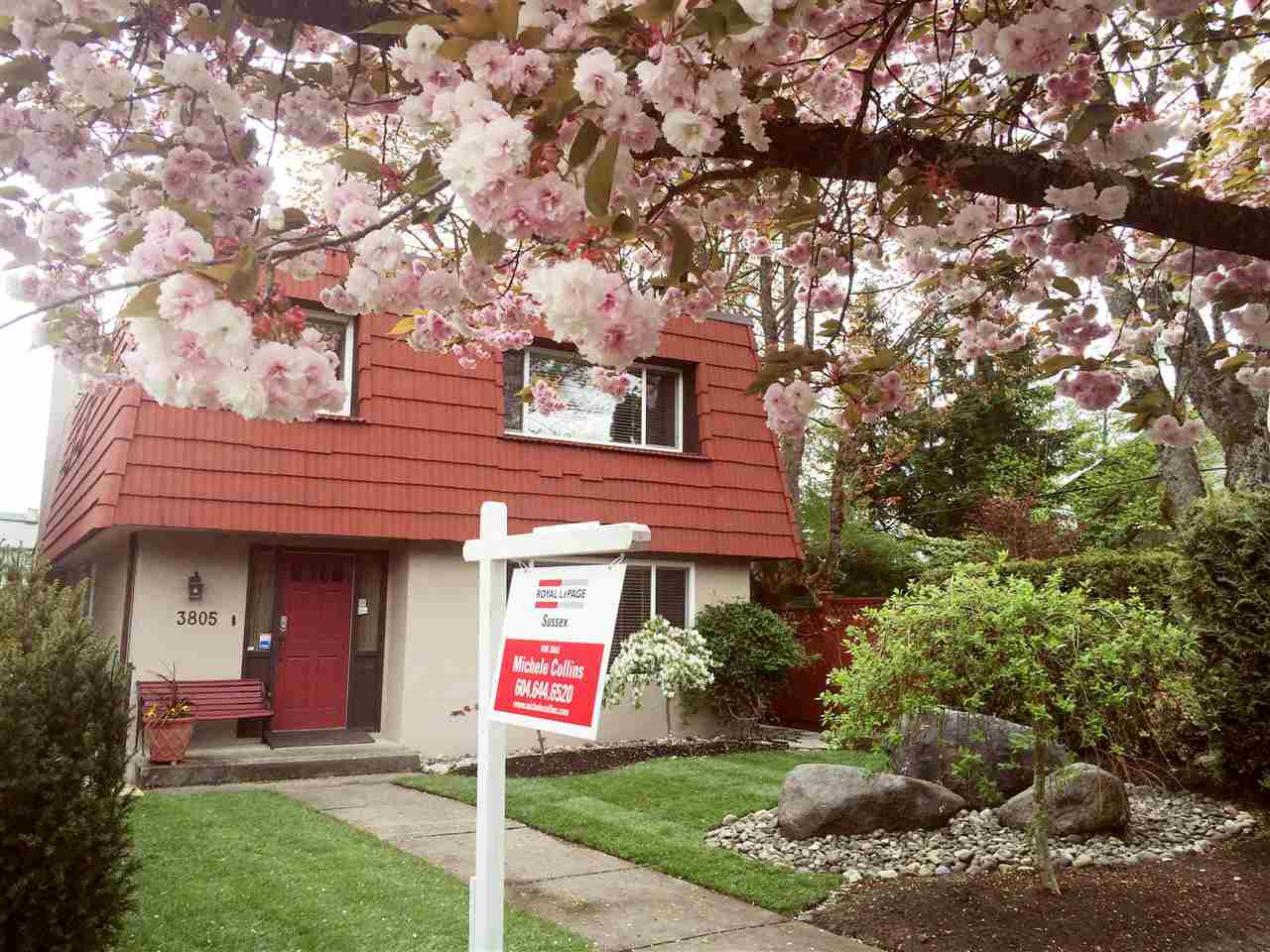 Main Photo: 3805 W 24TH Avenue in Vancouver: Dunbar House for sale (Vancouver West)  : MLS®# R2056795