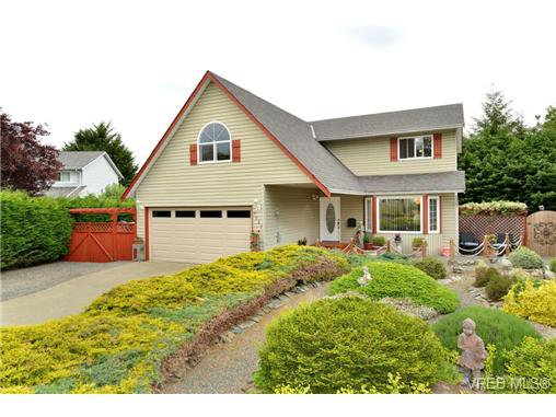 Main Photo: 3087 Brittany Dr in VICTORIA: Co Sun Ridge House for sale (Colwood)  : MLS®# 730432