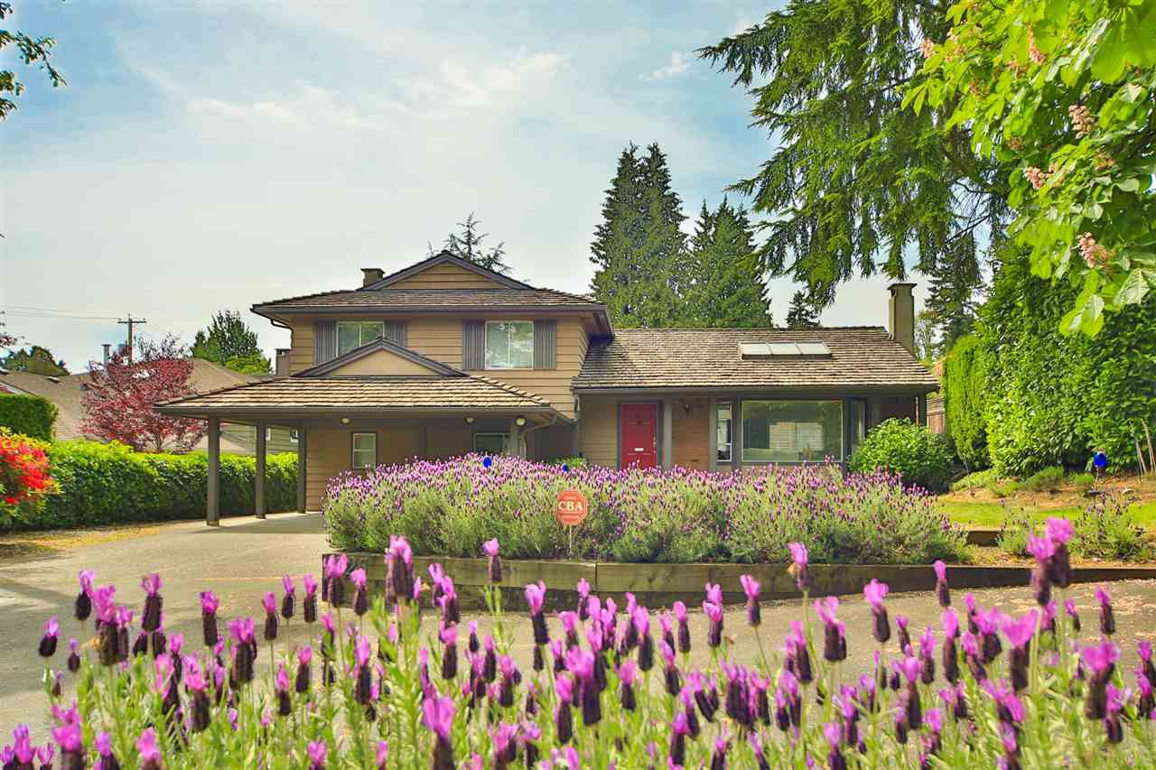 """Main Photo: 825 17TH Street in West Vancouver: Ambleside House for sale in """"AMBLESIDE"""" : MLS®# R2068414"""